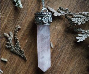 boho, christmas, and crystals image