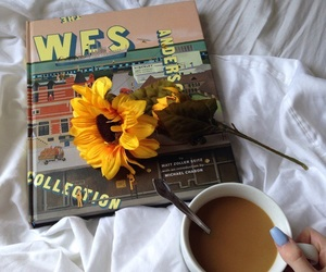 flowers, book, and indie image