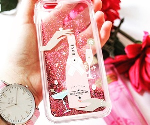 case, glamorous, and pink image