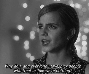 emma watson, quotes, and movie image