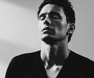 b&w, james franco, and dave franco image