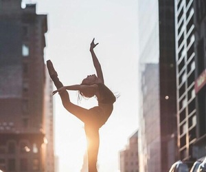 dance, ballet, and city image