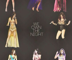 selena gomez and we own the night image