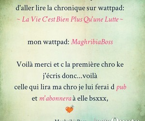 texte, maghribiaboss, and wattpad image