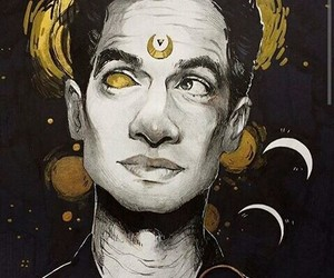 art, brendon, and brendon urie image