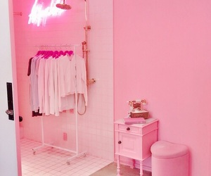 pink, aesthetic, and decor image