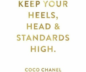 quotes and coco chanel image