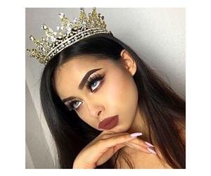 goals, makeup, and Queen image