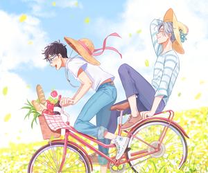 yuri on ice and anime image