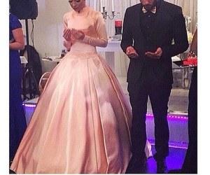 wedding, couple, and mariage image