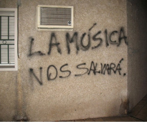 music, love, and frases image