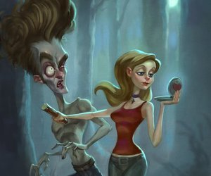 buffy, twilight, and funny image