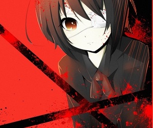 another, anime, and misaki mei image