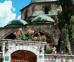 Bosnia, flowers, and islam image