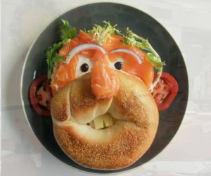 art, food, and tomato image