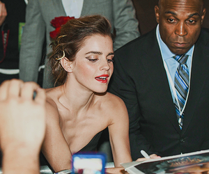 emma watson, watson supporting, and tumblr image