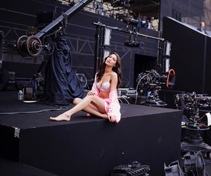 bella hadid, model, and angel image