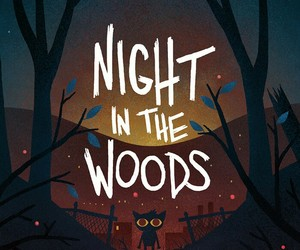 game, mae, and night in the woods image