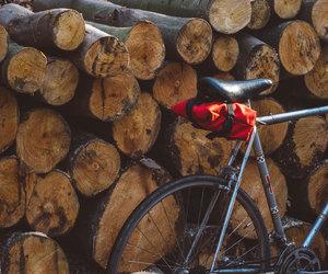 bicycle, velo, and bike bag image