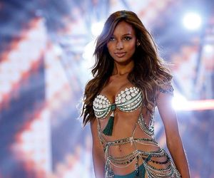jasmine tookes, angel, and Victoria's Secret image