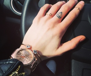 car, rings, and sweden image
