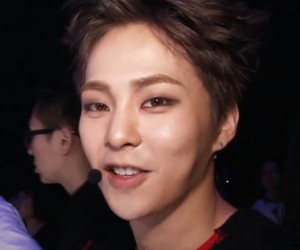 exo, xiumin, and icons image