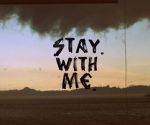 stay and love image