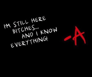 pretty little liars, pll, and wallpaper image