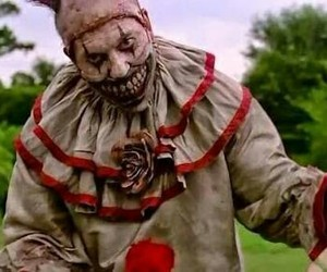 clown, freak show, and american horror story image