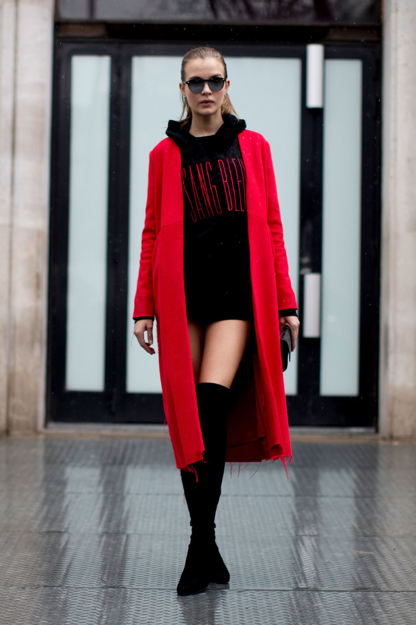 model, street style, and fashion image
