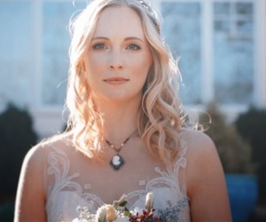 the vampire diaries, caroline forbes, and steroline image
