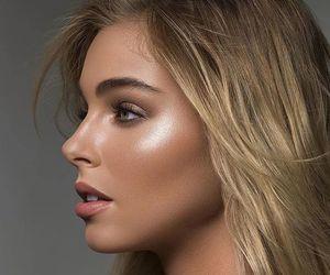 beauty and make-up image
