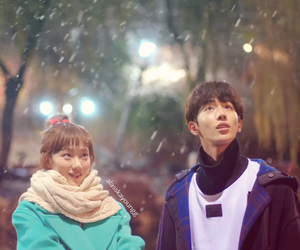 kdrama, swag couple, and lee sung kyung image