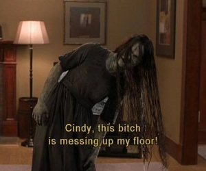 scary movie, funny, and movie image