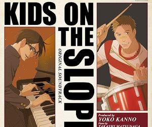 music, sakamichi no apollon, and yoko kanno image