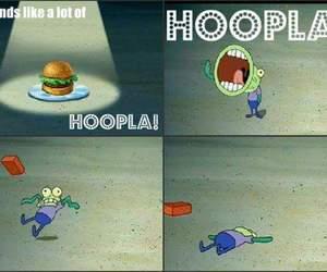 spongebob and hoopla image