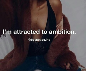 ambition, power, and success image