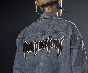 justin bieber, purpose tour, and purpose image