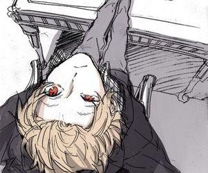 kekkai sensen, anime, and anime boy image