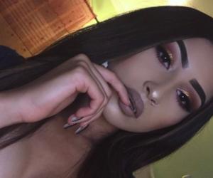 beauty, makeup, and slay image