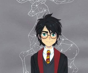 harry potter and patronus image