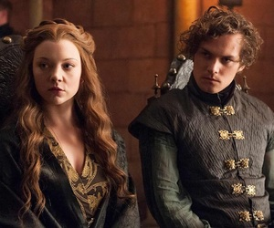game of thrones and loras tyrell image
