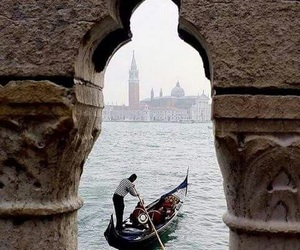 venice, architecture, and city image