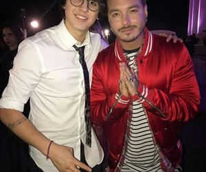 j balvin, christopher velez, and cnco image