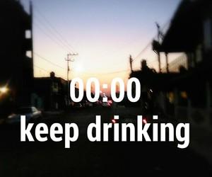 drinking, nda, and drunk image