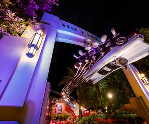 Walt Disney World, hollywood studios, and rock n roller coaster image