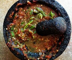 salsa, gastronomia, and picante image