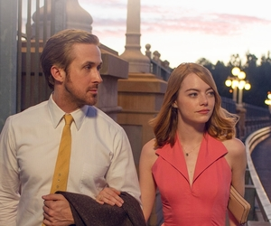 wallpaper and la la land image
