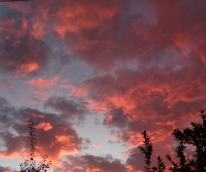 beauty, sky, and clouds image