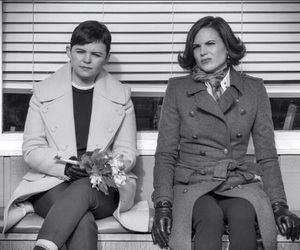lana parrilla, ginnifer goodwin, and once upon a time image
